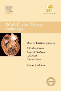 Cover image for Dilated Cardiomyopathy - ECAB