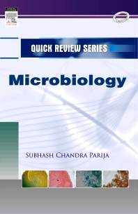 Cover image for Quick Review Series: Microbiology