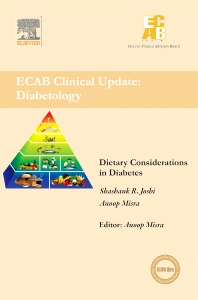 Cover image for Dietary Considerations in Diabetes - ECAB