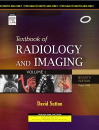 Textbook of Radiology and Imaging - 2 vol set IND reprint - 7th Edition - ISBN: 9788131220160