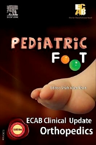 Cover image for Pediatric Foot - ECAB