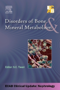 Cover image for Disorders of Bone & Mineral Metabolism - ECAB