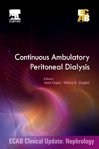 Continuous Ambulatory Peritoneal Dialysis - ECAB - 1st Edition - ISBN: 9788131221785, 9788131231982