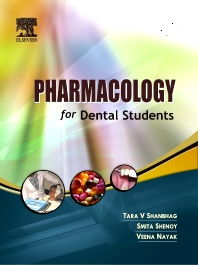 Cover image for Pharmacology for Dental Students