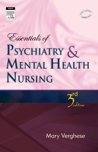 Essentials of Psychiatry and Mental Health Nursing - 3rd Edition - ISBN: 9788131221853