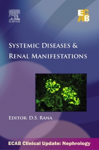 Cover image for Systemic Diseases & Renal Manifestations - ECAB