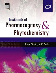 Cover image for Textbook of Pharmacognosy and Phytochemistry