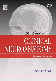 Cover image for Textbook of Clinical Neuroanatomy