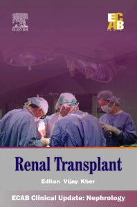 Cover image for Renal Transplant - ECAB