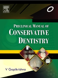Preclinical Manual of Conservative Dentistry - 1st Edition - ISBN: 9788131225288