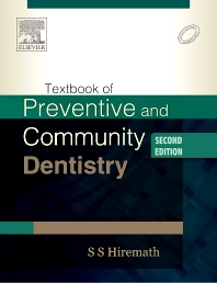 Cover image for Textbook of Preventive and Community Dentistry
