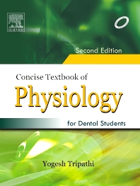 Cover image for Concise Textbook of Physiology for Dental Students