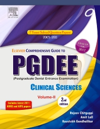 Cover image for Elsevier Comprehensive Guide to PGDEE, Vol II
