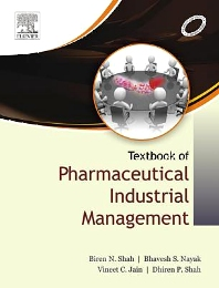 Cover image for A Textbook of Pharmaceutical Industrial Management