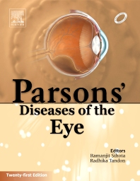 Cover image for Parson's Diseases of the Eye with Web Access