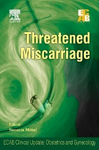 Cover image for Threatened Miscarriage - ECAB