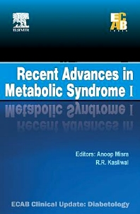 Cover image for Recent Advances in Metabolic Syndrome – I - ECAB