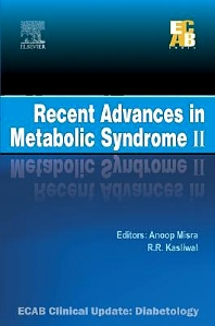 Cover image for Recent Advances in Metabolic Syndrome – II - ECAB