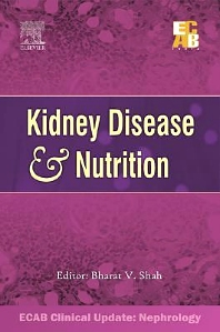 Cover image for Kidney Disease and Nutrition - ECAB