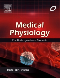 Cover image for Medical Physiology for Undergraduate Students