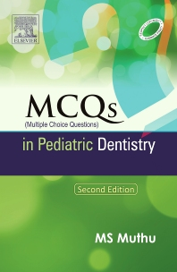MCQs in Pediatric Dentistry - 2nd Edition - ISBN: 9788131228159