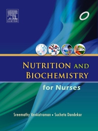 Cover image for Biochemistry and Nutrition for Nurses