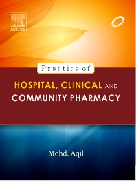 Cover image for Textbook of Hospital, Clinical and Community Pharmacy Practice
