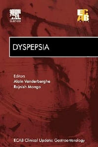 Cover image for Dyspepsia - ECAB