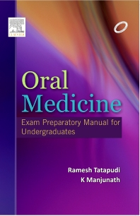 Cover image for Oral Medicine