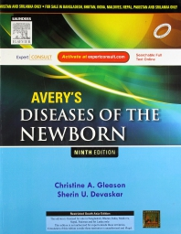Avery'S Diseases of the Newborn with Expert Consult Print, 9e - 1st Edition - ISBN: 9788131232781
