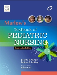 Cover image for Textbook of Pediatric Nursing : South Asian Edition