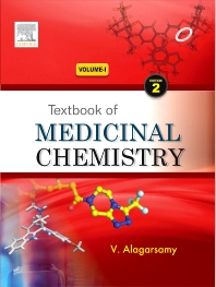 Cover image for Textbook of Medicinal Chemistry Vol I