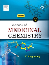 Cover image for Textbook of Medicinal Chemistry Vol II