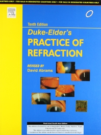 Duke-Elders Practice Refraction - 1st Edition - ISBN: 9788131233337