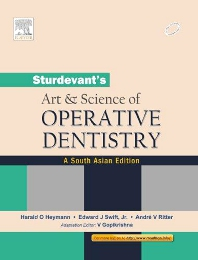 Sturdevant's Art & Science of Operative Dentistry - 1st Edition - ISBN: 9788131234020, 9788131244319