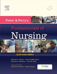 Cover image for Potter and Perry' Fundamentals of Nursing : A South Asian Edition