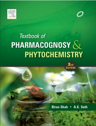 Textbook of Pharmacognosy and Phytochemistry - 2nd Edition - ISBN: 9788131234587