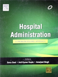 Textbook of Hospital Administration - 1st Edition - ISBN: 9788131234600, 9788131239032