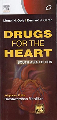 Cover image for Drugs for the Heart - South Asia Edition