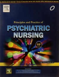 Cover image for Principles and Practice of Psychiatric Nursing