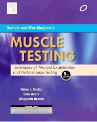 Daniels and Worthingham's Muscle Testing : Techniques of Manual Examination, 9e - 1st Edition - ISBN: 9788131235133