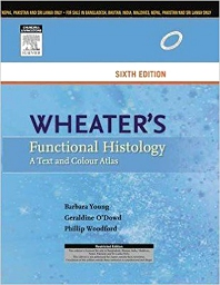 Cover image for Wheater's Functional Histology, 6e