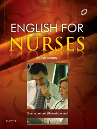 Cover image for English for Nurses