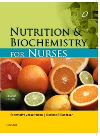 Cover image for Nutrition and Biochemistry for Nurses