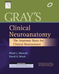 Cover image for Gray's Clinical Neuroanatomy