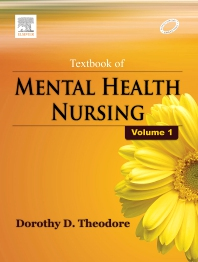 Cover image for Textbook of Mental Health Nursing, Vol- I