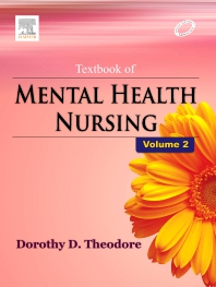 Cover image for Textbook of Mental Health Nursing, Vol - II