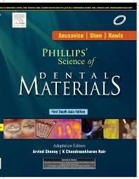 Cover image for Phillips Science of Dental Materials
