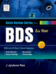 Cover image for QRS for BDS II Year