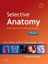 Cover image for Selective Anatomy Vol 2